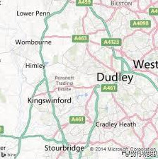 map-dudley